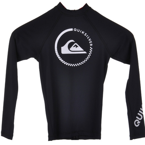 Camiseta Quiksilver Lycra Check Infantil - Cut Wave - R  69 5f04bc3c1f9