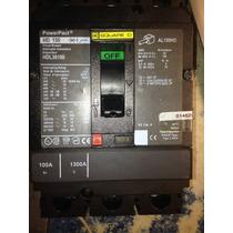 Interruptor Termomagnetico Square D Catálogo Hdl36100