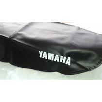 Capa Banco Preta Yamaha Xt 225 - Motofranca