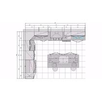 Kitchen Draw Diseño Y Plano De Cocinas Integrales