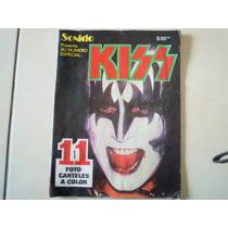 Kiss Revista Sonido No. Spcial Año 1976 Coleccion 11 Fotocar