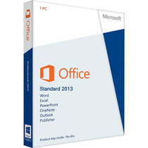 Lic Office2013 Standard 1pc Original