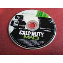..:: Call Of Duty Mw3 Xbox 360 Solo Disco ::..