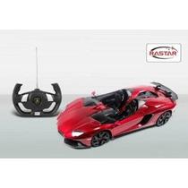 1/12 Lamborghini Aventador J Supercar Radio Remoto Deporte D