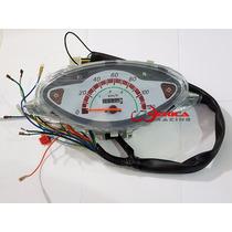 Painel Velocímetro Moto Honda Biz-100 98 A 01 Sem Marcador