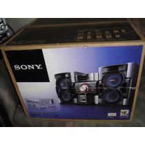 Mini Componente Hifi Sony Mhc-ec79i 380 W, For Ipod, Iphone