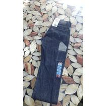 Pantalon De Mezclilla Levis Color Azul Talla 14
