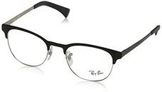 d1ece74dd8171 Ray-ban Gafas De Sol Rx Top Negro Sobre Plata Mate