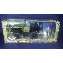 Jeep Wrangler 2007 Jada Toys 1/24