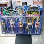 Set De Figuras Caballeros Del Zodiaco Coleccionable