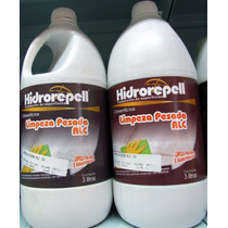 Hidrorepell Limpeza Pesada Alc 3l