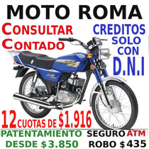 Suzuki Ax 100 18 Ctas Aprobacion Tel 5263-7662