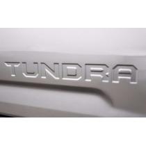 Letras Vinil, Puerta Trasera Toyota Tundra 2016