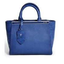 Cartera Guess Original Nueva Stacy Bar Cross-body Bag Blue