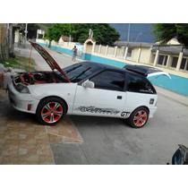 Hermoso Chevrolet Swift 1.0 Tuning