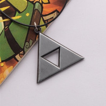 Collar Trifuerza Leyenda De Zelda Legend Of Zelda Coleccion
