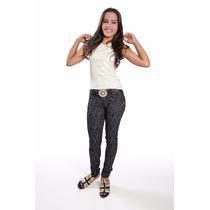 Calça Jeans Feminina Kit 6 Peças