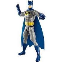 Boneco Liga Da Justiça - Batman - 30 Cm - Mattel Cdm61