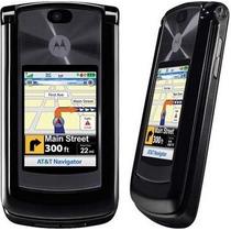 Motorola V9 Razr2 V9x Mp3 Camara 2mpnuevo Libre 3g Negro