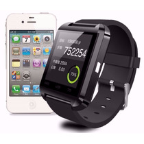 Relogio Bluetooth Smartwatch U8 Celular Moto X Play Iphone