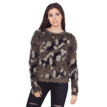 Sweater Mujer 47 Street War Oficial
