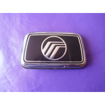 Emblema Grand Marquis Mercury Ford Chapa Cajuela 1988 - 1991