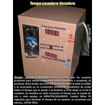 Temporizador Para Rentar Lavadoras Y Secadoras X Monedas