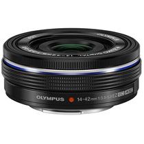 Lente Olympus M.zuiko Digital Ed 14-42mm F3.5-5.6 Ez Black