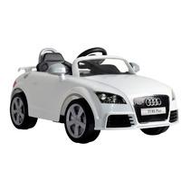 Auto Eléctrico Audi Tt Rs, Control Remoto, Regalo Niño, Niña