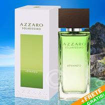 Azzaro Solarissimo Levanzo Eau De Toilette 75ml + Frete!