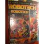 Robotech Macross Saga Nº18 Episodios 69 - 72 Dvd + Fasciculo