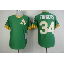 Franela Camisa Beisbol Mlb Grandes Ligas Athletic Oakland 50