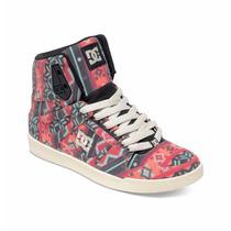 Dc Shoes Adjs100070rebound Slim Sp -tenis Altos De Mujer