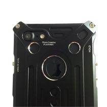 Estuche Iphone 7 Plus Cnc Aluminio Aerospacial Negro