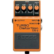 Pedal Boss Ds-2   Turbo Distortion   Distorção   Guitarra