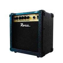 Amplificador Guitarra Ross G10 10g 10w Artemusical
