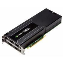 Placa Gpu Nvidia Grid K2 8gb Gddr5 Pci Express 3.0 X16
