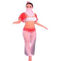 Sexy Baby Doll Mujer Disfraz Mi Bella Genio Danza Arabe