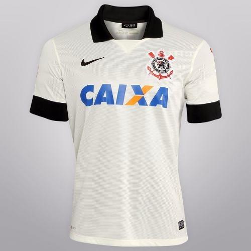 Camisa Nike Corinthians I 2013 S nº Original Nova C  Tags - R  149 ... 9bfc475e697c6