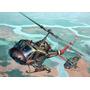 Revell 04476 Bell Uh-1 Huey Hog Escala 1:48