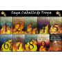 Saga Completa 10 Libros Caballo De Troya -j J Benitez En Pd