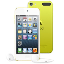 Ipod Touch 5ºger. 32gb Amarelo Bom Estado Garantia/nf +barat