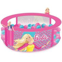 Piscina De Bolinhas Barbie Com100 Bolinhas-lider