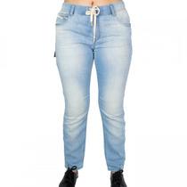 Calça Jeans Feminina Ellus Jogging Rachel 19sa420