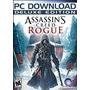 Creed Rogue Deluxe Edition De Assassin [código De Juego Onli