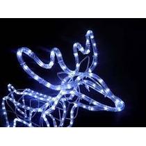 Rena De Led - Decoração De Natal Com Movimento - Macho 110v