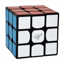 Cubo Rubik - Guoguan Yuxiao 3x3x3 - Black