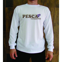Jogo Pescaria Camisas De Pesca Em Dry Fit Uv