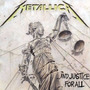 Metallica And Justice For All Nuevo Sellado Importado De Ee.