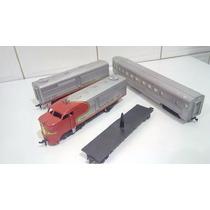 Tren Electrico Lionel Ho En Muy Buen Estado Poco Uso
